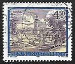 Stamps Austria -  Monasteries and Abbeys
