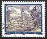 Sellos de Europa - Austria -  Monasteries and Abbeys