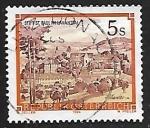 Stamps Austria -  Stift St. Paul im Lavanttal