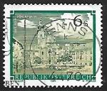 Sellos de Europa - Austria -  Rein-Hohenfurth Abbey