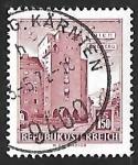 Sellos de Europa - Austria -   Vienna-Erdberg