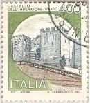 Sellos del Mundo : Europa : Italia : Italia 400L - Castello dell Imperatore-Prato