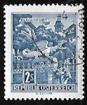 Stamps Austria -  Klagenfurt