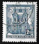 Stamps Austria -  Christkindl