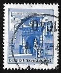 Sellos de Europa - Austria -   Vienna Hofburg