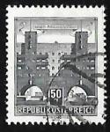 Stamps Austria -  Vienna-Heiligenstadt