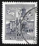 Sellos de Europa - Austria -  Salzburg