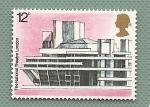 Stamps United Kingdom -  Teatro Nacional - Londres