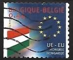 Sellos del Mundo : Europa : Bélgica :  Union Europea - Hungria