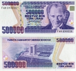 monedas del Mundo : Asia : Turquía :  1979-7.Emisyon