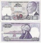 monedas de Asia - Turquía -  Lira