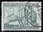 Sellos de Europa - Bélgica -  Siderurgie staalnijverheid