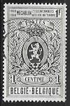 Stamps Belgium -  Malinas