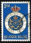 sello : Europa : Bélgica : Touring Club 1895-1970