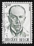 Stamps Belgium -  Dr. J. Bordet