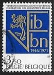 Sellos de Europa - Bélgica -  Federation Des Industries Ceramiques De Belgique