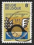 Sellos de Europa - Bélgica -  kamer voor handel en nijverheid