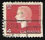 Sellos de America - Canadá -  Queen Elizabeth II