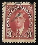 Stamps Canada -  King George VI