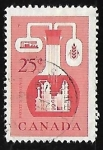 Sellos de America - Canadá -  Chemical Industry