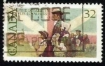 Sellos de America - Canadá -  The 200th Anniversary of the Arrival of United Empire Loyalists (1984)
