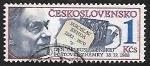 Sellos de Europa - Checoslovaquia -  Jaroslav Benda