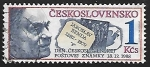 Sellos del Mundo : Europa : Checoslovaquia : Jaroslav Benda