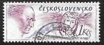Sellos de Europa - Checoslovaquia -  Karel Svolinský