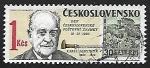Sellos de Europa - Checoslovaquia -  Karel Seizinger