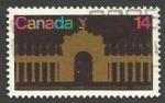 Sellos del Mundo : America : Canadá : Princes' Gate (Exhibition Entrance) (1978)