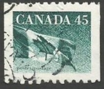 Sellos del Mundo : America : Canadá : The Canadian Flag (1995)