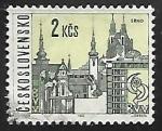 Sellos de Europa - Checoslovaquia -  Brno