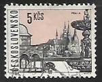 Sellos de Europa - Checoslovaquia -  Praga