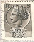 Sellos del Mundo : Europa : Italia : Italia Turrita-5L