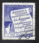 Stamps Chile -  Documento
