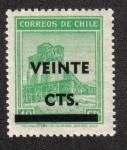 Sellos de America - Chile -  Fundición de cobre
