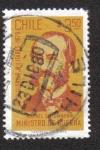 Sellos del Mundo : America : Chile : Personalidades de la guerra chileno-peruana (1879-1884)