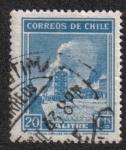 Sellos del Mundo : America : Chile : Industria de nitratos