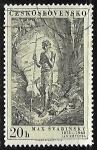 Sellos de Europa - Checoslovaquia -  San Juan Bautista