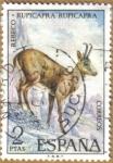 Sellos de Europa - España -  REBECO - Fauna Hispanica