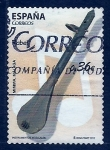Stamps Spain -  Rabel