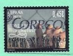 Stamps Spain -  Migracion