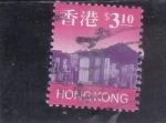Stamps : Asia : Hong_Kong :  Panorámica