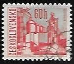 Sellos de America - Chile -  Ostrava