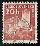 Sellos de Europa - Checoslovaquia -  Kost