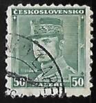 Sellos del Mundo : Europa : Checoslovaquia : General Milan Rastislav Štefánik