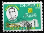 Stamps Colombia -  Colombia-cambio