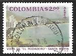 Sellos del Mundo : America : Colombia : Vista del Rodadero - Santa Marta