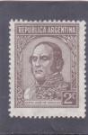Stamps America - Argentina -  jUSTO JOSÉ DE URQUIZA