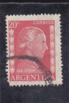 Stamps Argentina -  EVA PERÓN